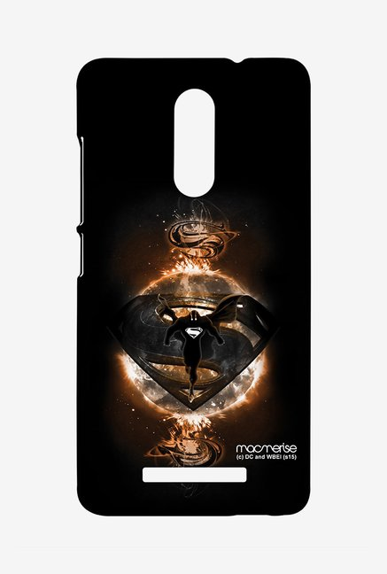Macmerise XACN3SBS0110 Superman Rage Sublime Case for Xiaomi Redmi Note 3