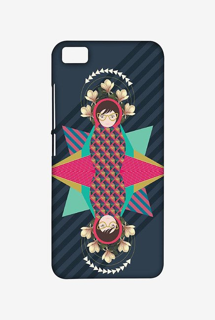 Macmerise XACM5STD0002 Lady Demure Sublime Case for Xiaomi Mi5