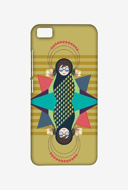 Macmerise XACM5STD0008 Lady Diva Sublime Case for Xiaomi Mi5