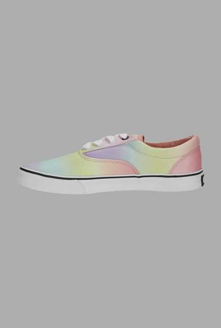 Deeply Multicolor Canvas Sneakers