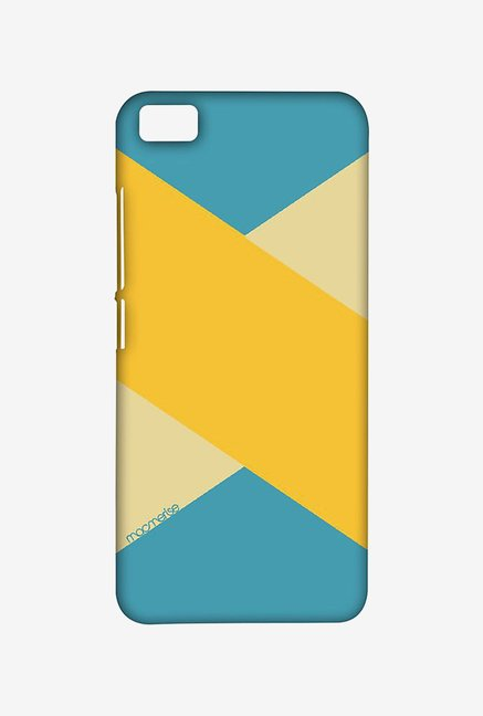 Macmerise XACM5SMI0848 Mustard Stripes Sublime Case for Xiaomi Mi5