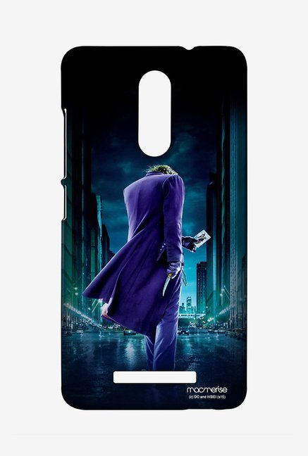 Macmerise XACN3SDK0242 Who am I Sublime Case for Xiaomi Redmi Note 3
