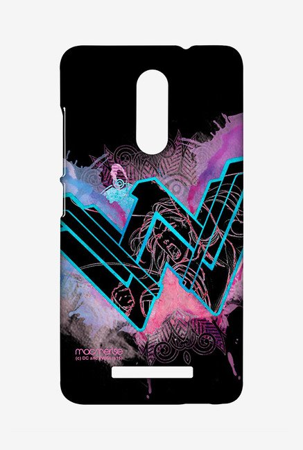 Macmerise XACN3SBS0152 Wonder Woman Splash Sublime Case for Xiaomi Redmi Note 3