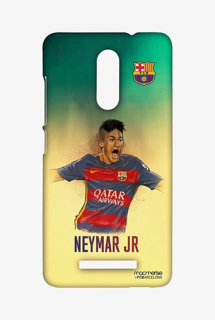 Macmerise XACN3SBA0164 Illustrated Neymar Sublime Case for Xiaomi Redmi Note 3