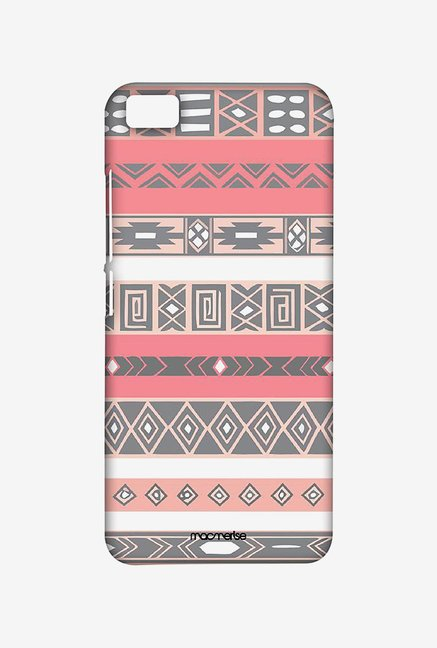 Macmerise XACM5SMI0074 Peach Aztec Sublime Case for Xiaomi Mi5