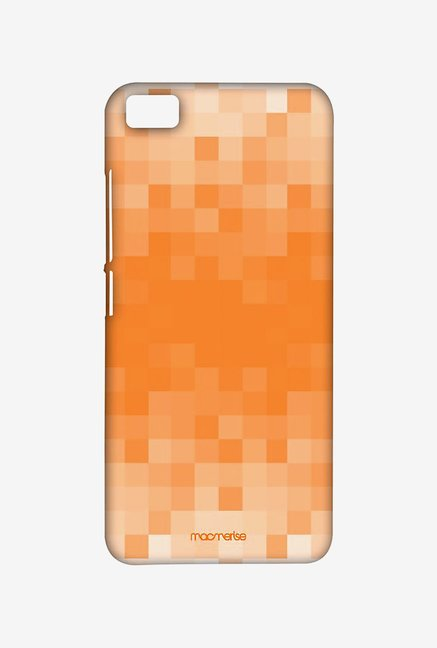 Macmerise XACM5SMI0302 Pixelated Orange Sublime Case for Xiaomi Mi5