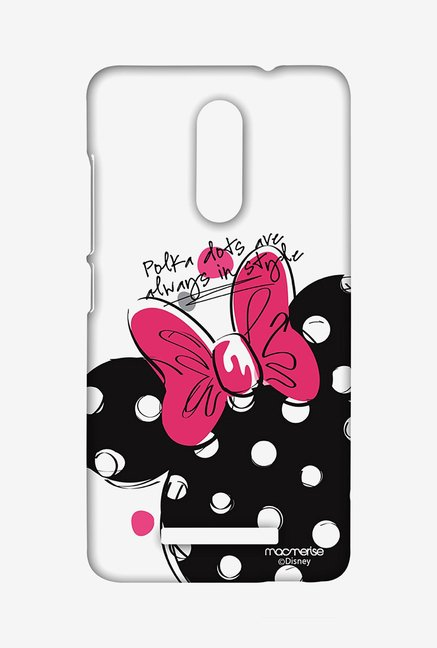 Macmerise XACN3SDD0092 Polka Minnie Sublime Case for Xiaomi Redmi Note 3