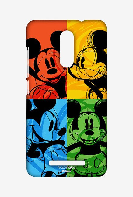 Macmerise XACN3SDD0104 Shades of Mickey Sublime Case for Xiaomi Redmi Note 3