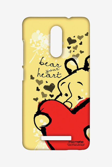 Macmerise XACN3SDD0122 Winnie my heart Sublime Case for Xiaomi Redmi Note 3