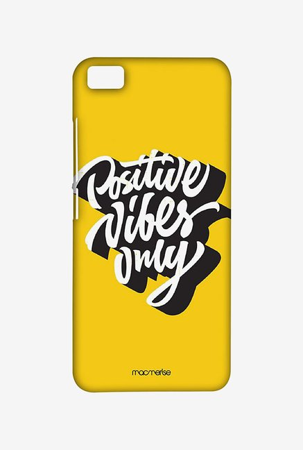 Macmerise XACM5SMI0320 Positive Vibes Only Sublime Case for Xiaomi Mi5