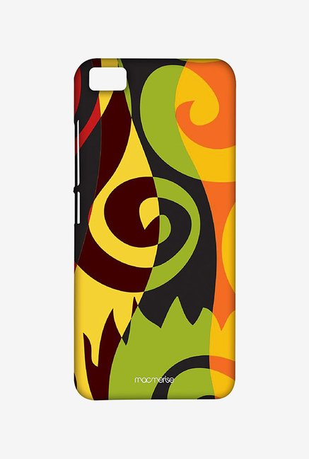 Macmerise XACM5SMI0326 Rasta Patterns Sublime Case for Xiaomi Mi5
