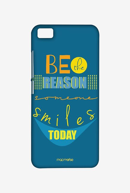 Macmerise XACM5SMI0344 Reason Someone Smiles Sublime Case for Xiaomi Mi5