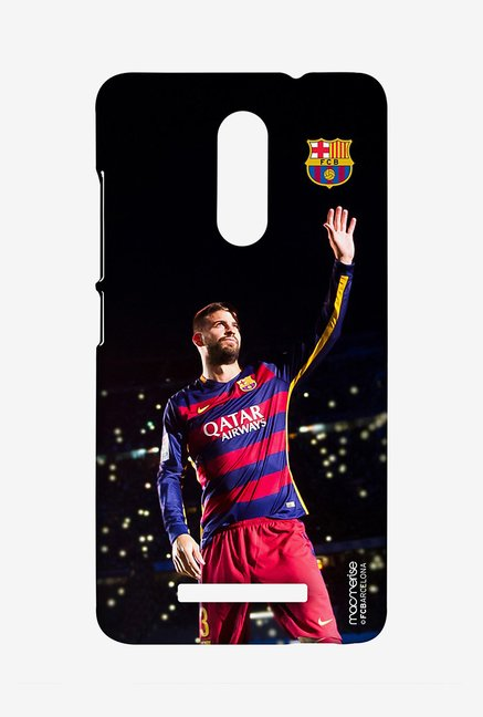 Macmerise XACN3SBA0230 Strike Pique Sublime Case for Xiaomi Redmi Note 3