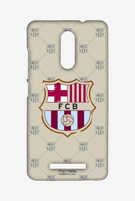 Macmerise XACN3SBA0248 Vintage FCB Sublime Case for Xiaomi Redmi Note 3