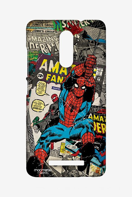 Macmerise XACN3SMM0074 Comic Spidey Sublime Case for Xiaomi Redmi Note 3