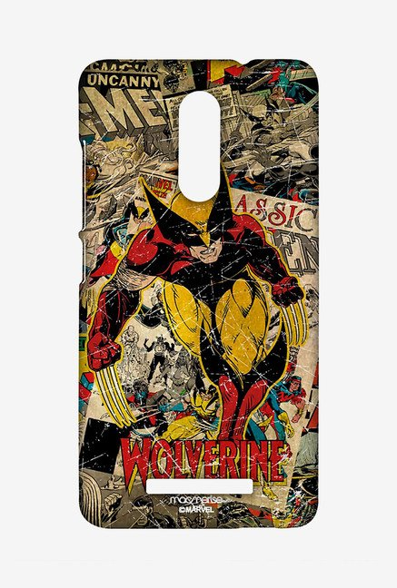 Macmerise XACN3SMM0086 Comic Wolverine Sublime Case for Xiaomi Redmi Note 3