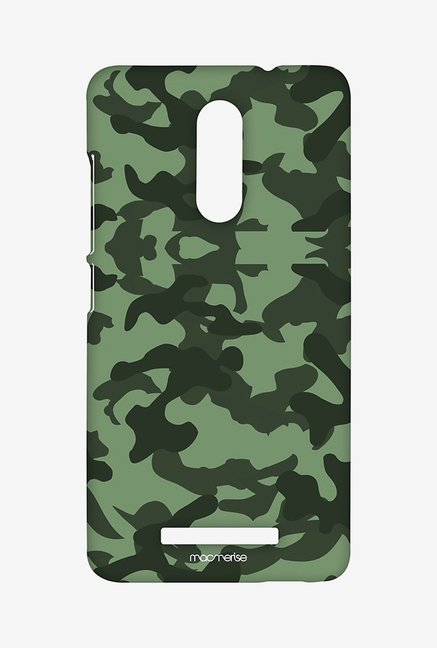 Macmerise XACN3SMI0818 Military Green Sublime Case for Xiaomi Redmi Note 3