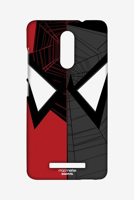 Macmerise XACN3SMM0110 Face Focus Spiderman Sublime Case for Xiaomi Redmi Note 3