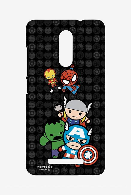 Macmerise XACN3SMM0140 Kawaii Art Marvel Comics Sublime Case for Xiaomi Redmi Note 3