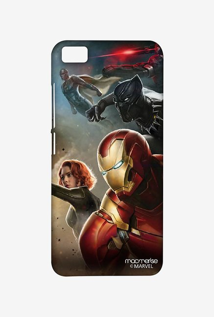 Macmerise XACM5SMM0584 Team Ironman Sublime Case for Xiaomi Mi5
