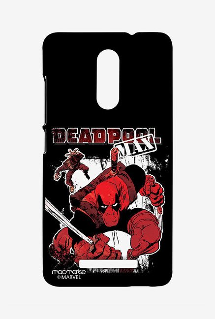 Macmerise XACN3SMM0278 Deadpool Max Sublime Case for Xiaomi Redmi Note 3