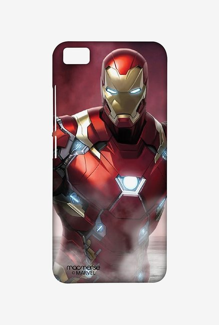Macmerise XACM5SMM0602 Team Red Ironman Sublime Case for Xiaomi Mi5