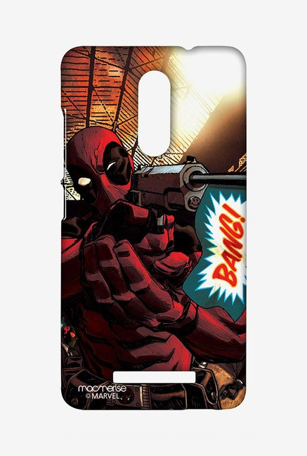 Macmerise XACN3SMM0302 Deadpool takes aim Sublime Case for Xiaomi Redmi Note 3