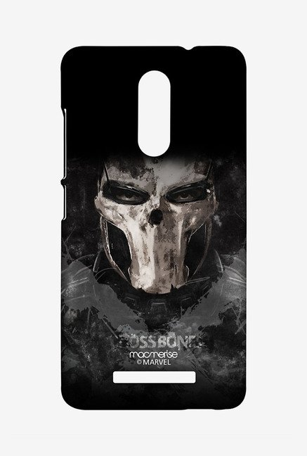 Macmerise XACN3SMM0398 Crossbones Fury Sublime Case for Xiaomi Redmi Note 3