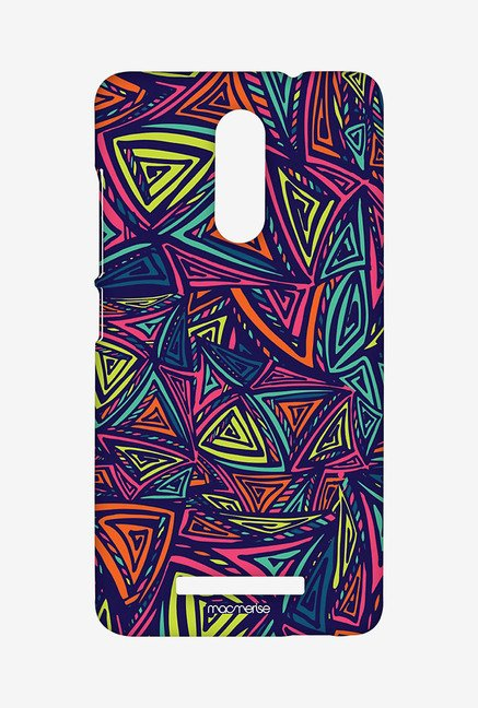Macmerise XACN3SMI0278 Neon Angles Sublime Case for Xiaomi Redmi Note 3
