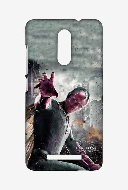 Macmerise XACN3SMM0428 Fear the Vision Sublime Case for Xiaomi Redmi Note 3