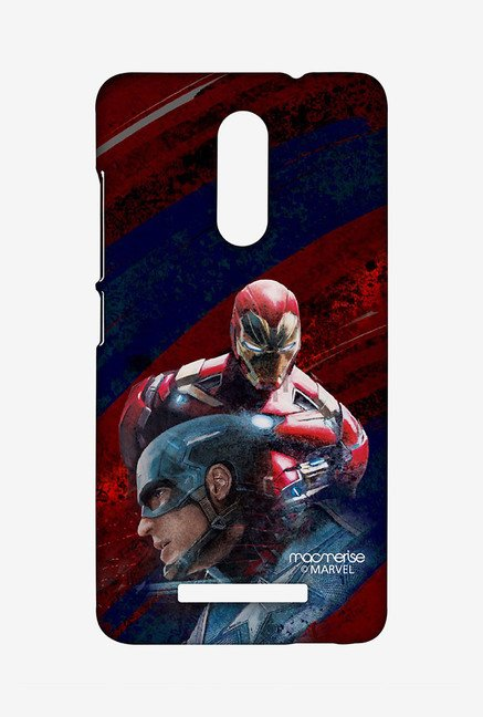 Macmerise XACN3SMM0434 Friends turned Foes Sublime Case for Xiaomi Redmi Note 3