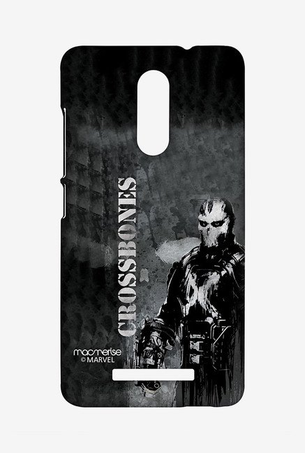 Macmerise XACN3SMM0452 Greybones Sublime Case for Xiaomi Redmi Note 3