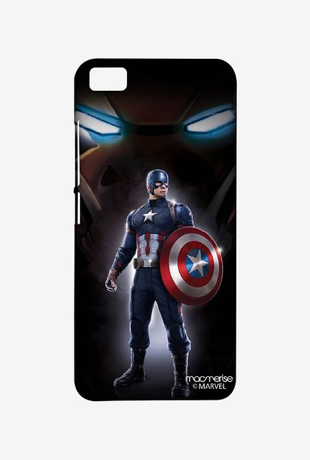 Macmerise XACM5SMM0650 Watchful Captain America Sublime Case for Xiaomi Mi5