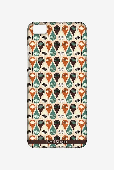 Macmerise XACM5SPS0002 Payal Singhal Bulb print Sublime Case for Xiaomi Mi5
