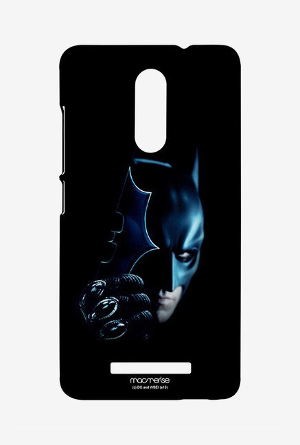 Macmerise XACN3SDK0116 I am Batman Sublime Case for Xiaomi Redmi Note 3