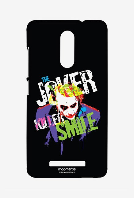Macmerise XACN3SDK0140 Joker Killer Smile Sublime Case for Xiaomi Redmi Note 3