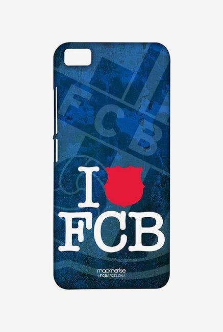 Macmerise XACM5SBA0242 The FCB Pledge Sublime Case for Xiaomi Mi5