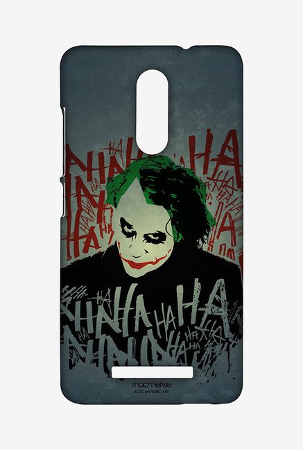 Macmerise XACN3SDK0152 Jokers Laugh Sublime Case for Xiaomi Redmi Note 3
