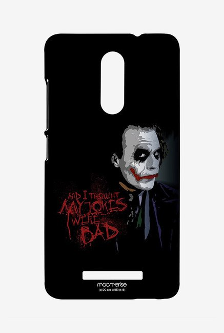 Macmerise XACN3SDK0170 Jokers Sarcasm Sublime Case for Xiaomi Redmi Note 3