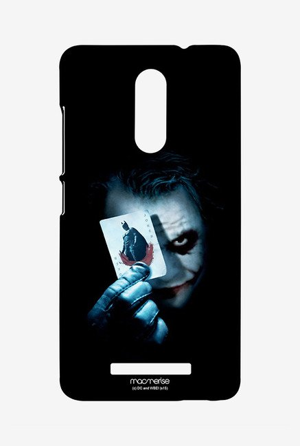 Macmerise XACN3SDK0176 Jokers Trump Card Sublime Case for Xiaomi Redmi Note 3