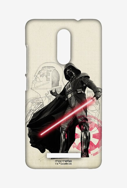 Macmerise XACN3SSW0296 Vader Sketch Sublime Case for Xiaomi Redmi Note 3