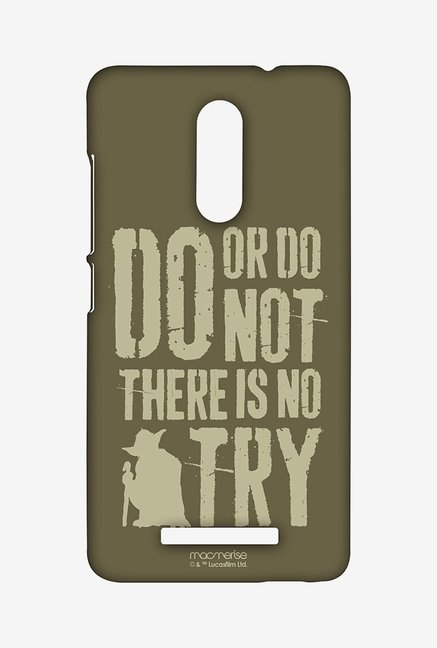 Macmerise XACN3SSW0302 Yoda Theory Sublime Case for Xiaomi Redmi Note 3