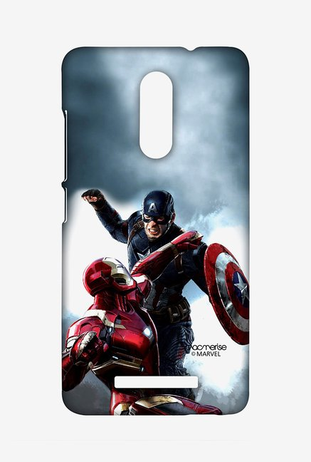 Macmerise XACN3SMM0728 War is here Sublime Case for Xiaomi Redmi Note 3
