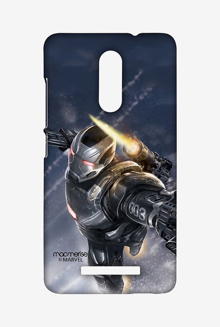 Macmerise XACN3SMM0644 War Machine Attack Sublime Case for Xiaomi Redmi Note 3
