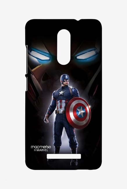 Macmerise XACN3SMM0650 Watchful Captain America Sublime Case for Xiaomi Redmi Note 3