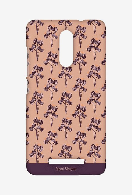Macmerise XACN3SPS0044 Payal Singhal Art Nouveau Classic Sublime Case for Xiaomi Redmi Note 3