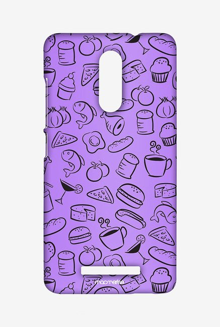 Macmerise XACN3SMI0038 Food Porn Sublime Case for Xiaomi Redmi Note 3
