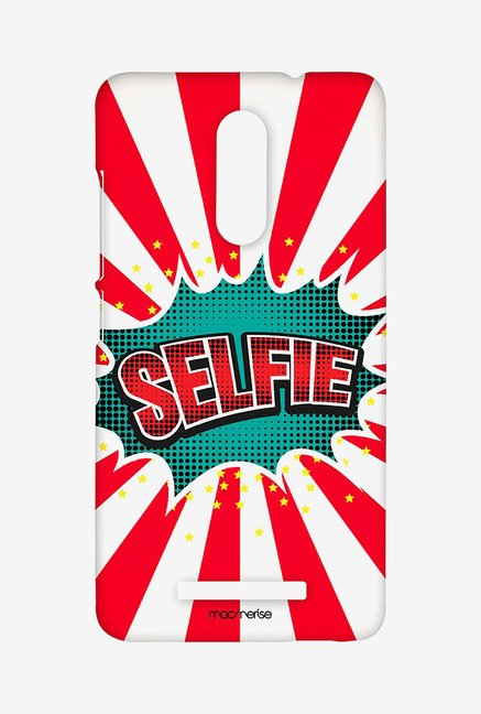 Macmerise XACN3SMI0314 Pop Art Selfie Sublime Case for Xiaomi Redmi Note 3