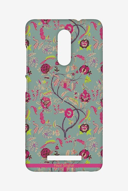 Macmerise XACN3SPS0008 Payal Singhal Chintz Print Sublime Case for Xiaomi Redmi Note 3