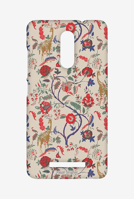 Macmerise XACN3SPS0032 Payal Singhal Giraffe Print Sublime Case for Xiaomi Redmi Note 3